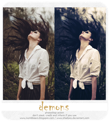demons: action by shadyes