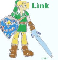 Link by xXPikaPrincessXx