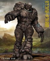 Stone golem, by Summoner by FantasiesRealmMarket