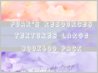 Spring pack.1 by Fuar