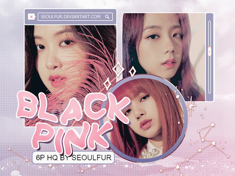 BLACKPINK / PHOTOPACK 03 by seoulfur by seoulfur
