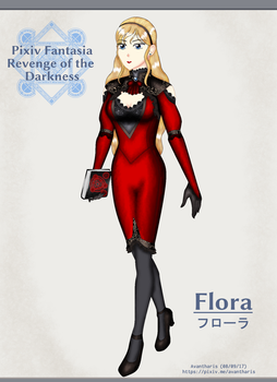 [PFRD] Flora 1 by Avantharis