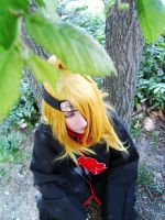 Deidara - Resting in the way by ALIS-KAI