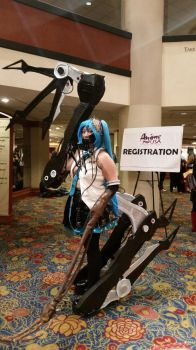 Calne Ca Cosplay at Anime USA by LoliSmartz