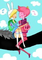 AT-GUM GUM X FIONNA by SlimeBaby