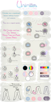 Unimites Trait Sheet {CS by GeomonLover} by teaesthetic