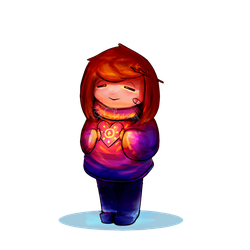 Undertale: The Sun. by Cleasia