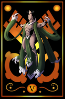 The Hierophant by UndeadKitty13