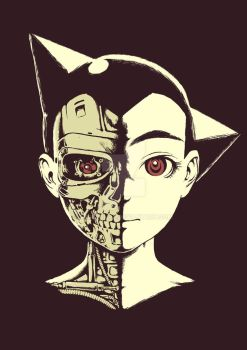 Astroboy 800 by FrozenHRT