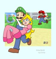 Sorry, Mario II for Maklods by KitaMoth
