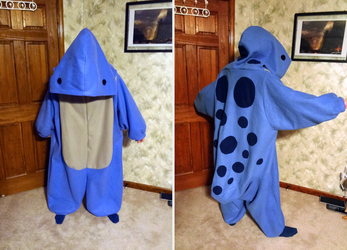 Quaggan kigurumi by Koreena