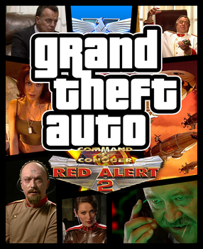 Grand Theft Auto Red Alert 2 by NightFall092591