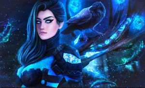 Nevermore by MagicnaAnavi