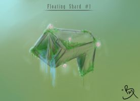 Floating Shard One by brammy7