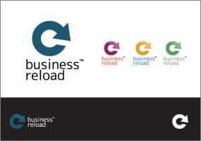 Mockup : C Business Reload by caesaraldhela
