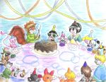 Let There Be Cake by Porcubird
