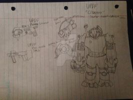 UPDF Stuff (PVZ) by StantheSpider