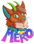 AT- Mero Badge by Asp3ll