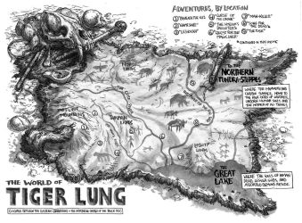 The World of Tiger Lung by povorot