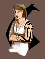 Zoro Merik by Spirited-Violet