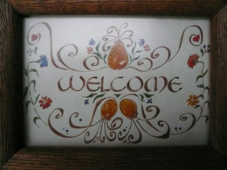 Welcome by HollyWillis