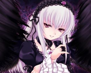 Suigintou Picture by charlietinks