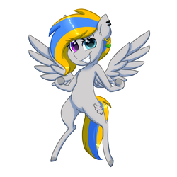 .: Commission :. Mare fusion by GhostlyMarie