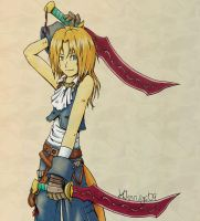 Dissidia - Poser by AngelBless