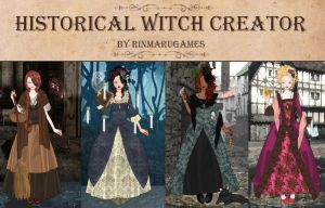 Historical Witch creator by Rinmaru