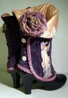 Mucha Purple by MAIDESTREASURIES