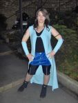 Rinoa cosplay by Tippy-The-Bunny