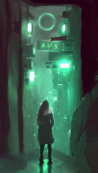 Green Light by Avls