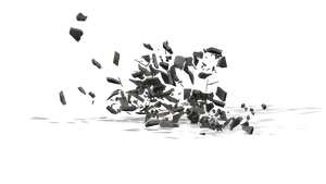 Cement Collapse 2 PNG by ashrafcrew