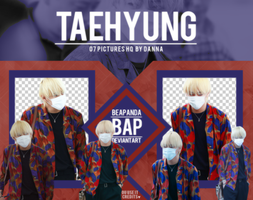 Pack Png 1157 // V (BTS) by BEAPANDA