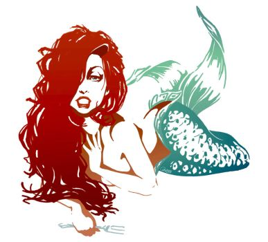 Beautiful, Dirty Fish by chostopher