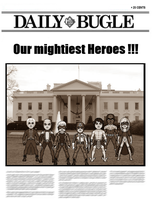 The OTHER Mightiest Heroes by therealOrkie