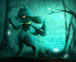 The Dawn Riolu