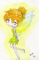 Tinker Bell by gold-angel-ia