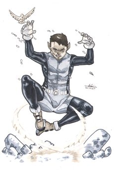 COPIC Beastboy by Atlas0