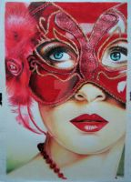The Red Mask by nogie40