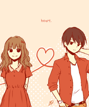 Heart Collection: Part 2 by eizurin