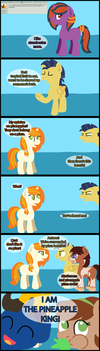Ask The Skypers - Pineapples! by SpokenMind93