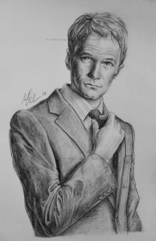 Neil Patrick Harris by xnightmares-exist