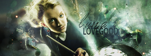 Luna Lovegood by UltimatePassion