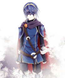 Marth by Bakaiiko