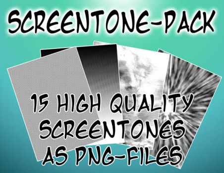 Screentone-Pack by Deamond-89