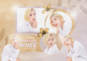 PNG PACK: Wheein #1 by Hallyumi