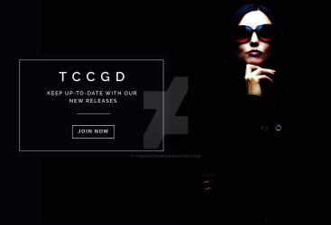 TCCGD KEEEP UP TO DATE WITH OUR NEW RELEASES V2 by TysonIsTyson