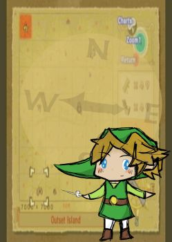Wind Waker 'Toon Link' by totallyepicmudkipz