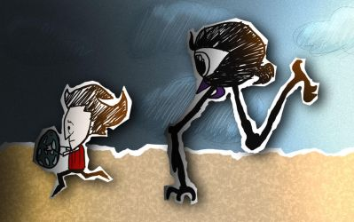 Don't Starve by Calculated-Lie